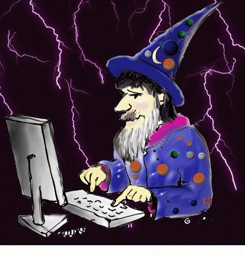 A Programming Wizard