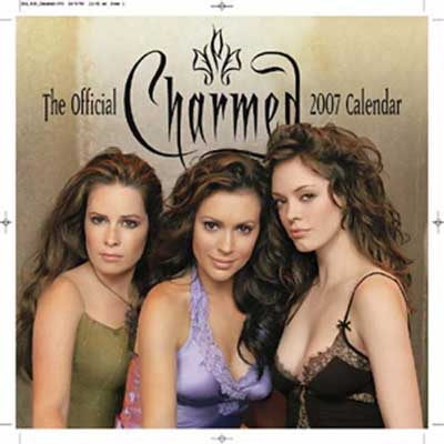 Charmed, power of 3.