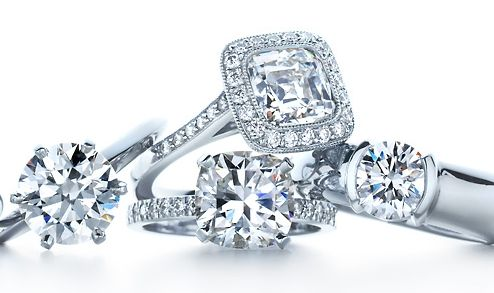Some Tiffany Engagement Rings
